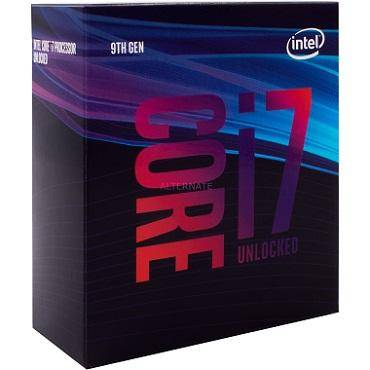 Intel Core i7-9700K Coffee Lake