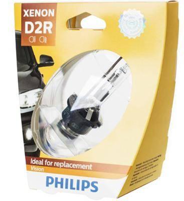 Philips 85126VIS1, D2R Vision 4400K 85V 35W
