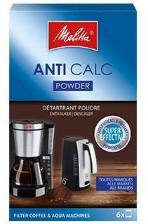 Порошок Anti Calc Melitta для автоматических кофемашин
