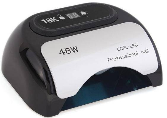 Professional Nail 48 W CCFL+Led с сенсором