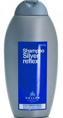 Kallos Cosmetics Silver Reflex Shampoo