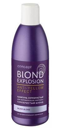 Concept Blond Explosion Anti – Yellow