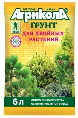 Агрикола для хвойных растений 6 л
