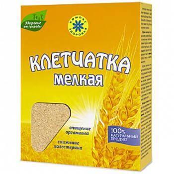 Пшеничная клетчатка, Компас Здоровья, 200 г