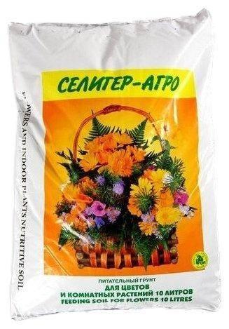 Селигер-Агро для цветов и комнатных растений 5 л