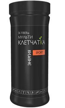 Спортивный коктейль, Сибирская клетчатка SK FIBERia Энергия