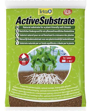 Tetra Active Substrate