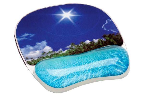 Fellowes Tropical Beach Photogel FS-92026