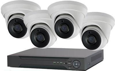 Ivue IP 2MPX 4+4 1080P IPC-D4