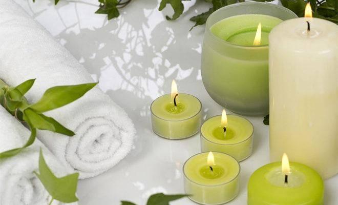 Лучшие ароматизированные свечи