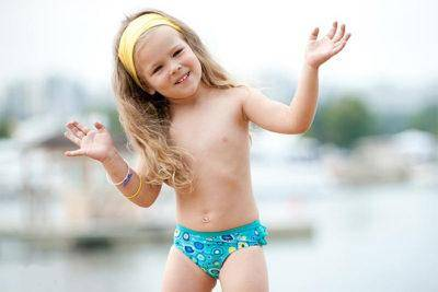 Лучшие детские плавки