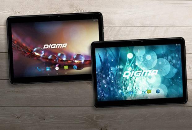 Лучшие-планшеты-Digma