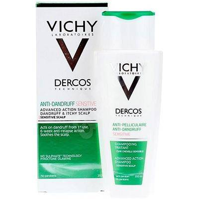 Vichy Dercos Anti-Dandruff Sensitive
