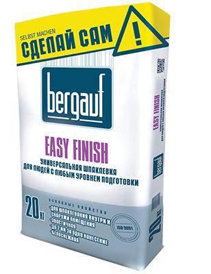 Bergauf Easy Finish
