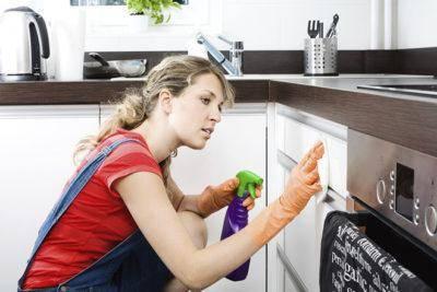 Лучшие средства от жира на кухне