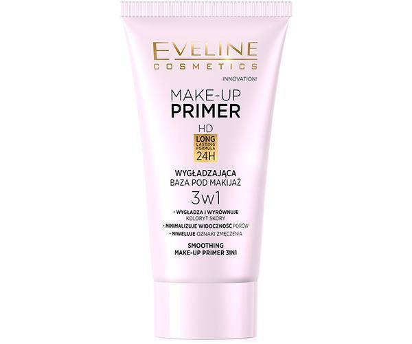 Eveline Cosmetics Make-up Primer 3v1