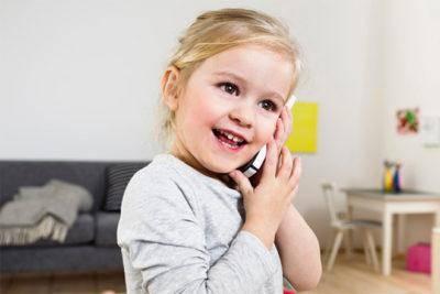 Лучшие детские телефоны