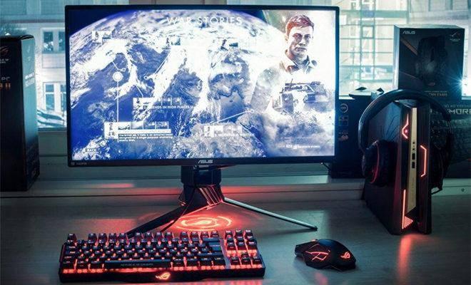Лучшие игровые компьютеры