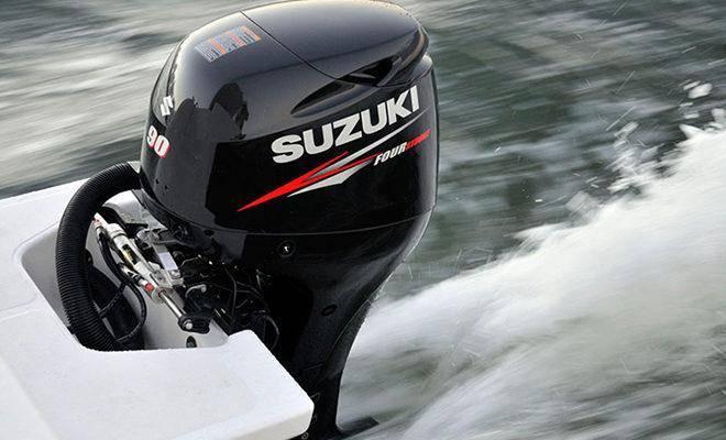 Лучшие лодочные моторы