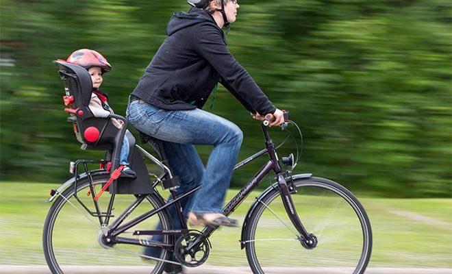 Лучшие велокресла