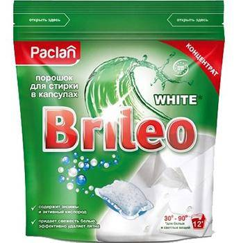 Paclan Brileo White