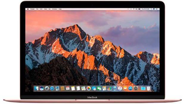 Apple MacBook Mid 2017 Intel Core i5 1300