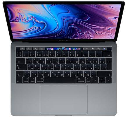Apple MacBook Pro 13 with Retina display and Touch Bar Mid 2019