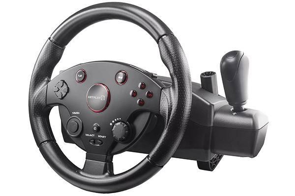 Artplays Street Racing Wheel Turbo C900 4.0