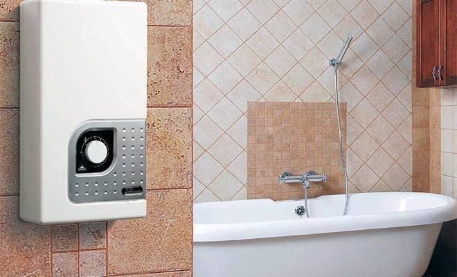 Лучшие проточные водонагреватели