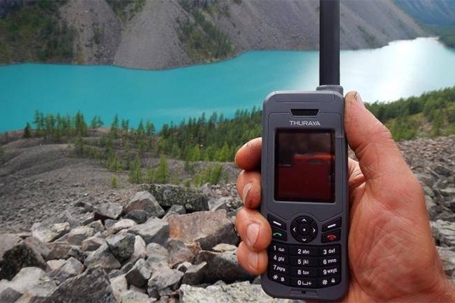 Лучшие спутниковые телефоны