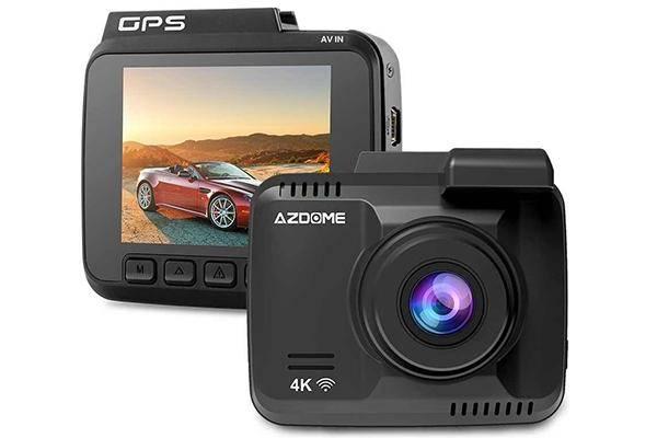 AZDOME GS63H 4 К 2160 P GPS Wi-Fi