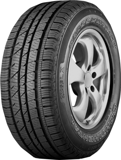 Continental ContiCrossContact LX2 225 65 R17 102