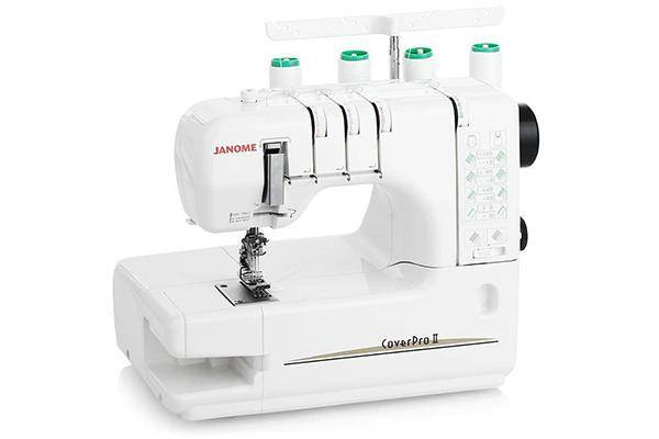 Janome Cover Pro II