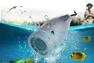Лучшие подводные камеры для зимней рыбалки