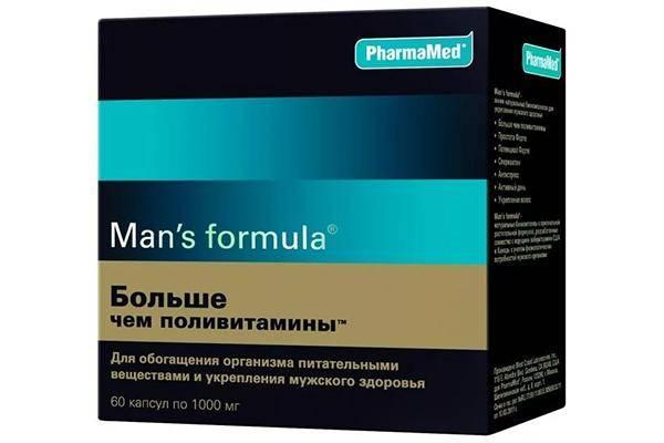 Менс формула Больше, чем поливитамины
