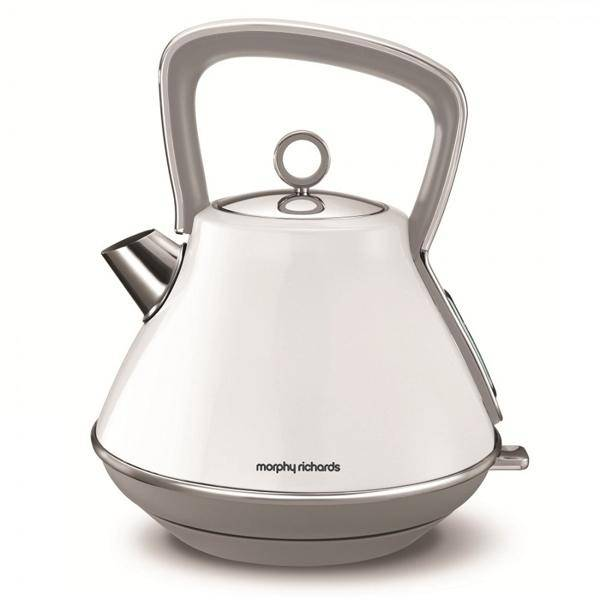 Morphy Richards 100109 Evoke Pyramid White