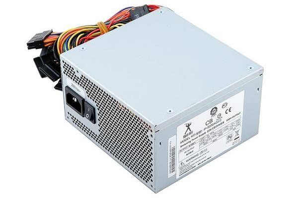 Powerman PM-500ATX-F 500W