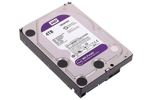 Western Digital WD Purple 4 TB (WD40PURZ)