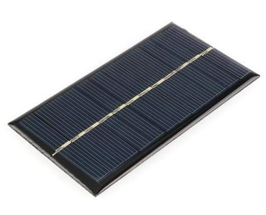 Overfly Solar Panel 5V6V12V