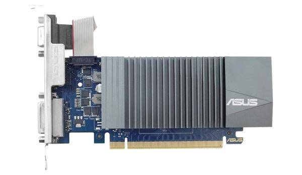 ASUS GeForce GT 710 954 Mhz PCI-E 2.0 2048 Mb 5012 Mhz 64 bit DVI HDMI HDCP BRK