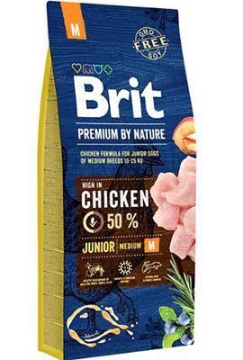 Brit Premium by Nature с курицей