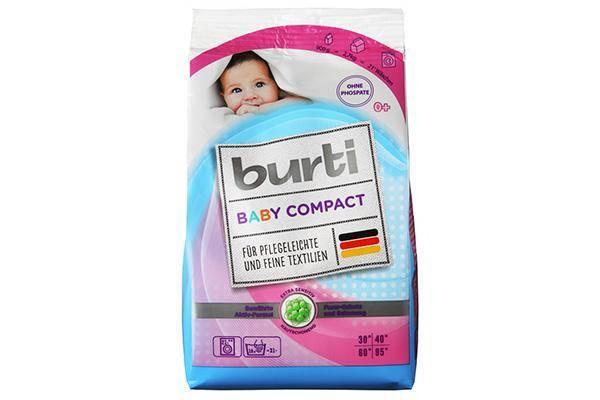 Burti Baby Compact
