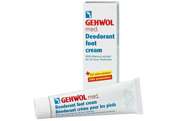 Gehwol Med Deodorant Foot Cream
