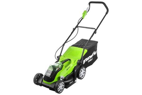 Greenworks 2501907UA G40LM35K2X