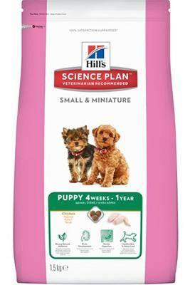 Hill's Science Plan курица для мелких пород