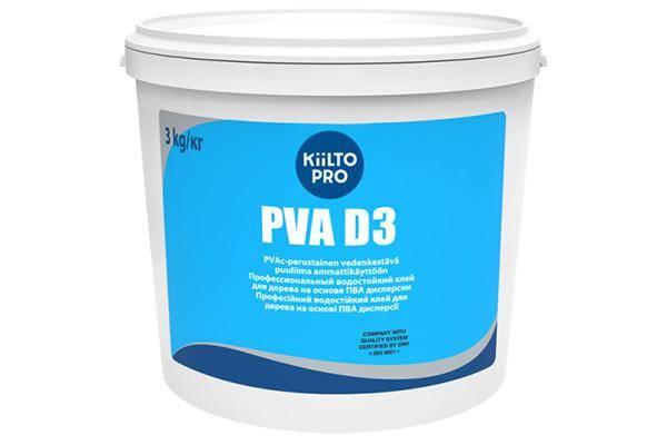 Kiilto PVA D3