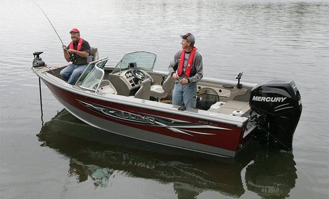 Лучшие алюминиевые лодки для рыбалки