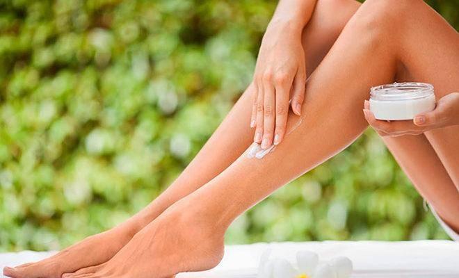 Лучшие кремы для ног