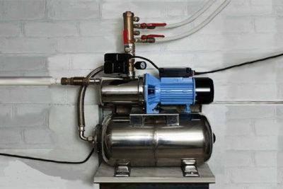 Лучшие насосы для повышения давления воды