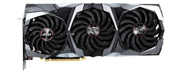 MSI GeForce RTX 2080 1515 MHz PCI-E 3.0 8192 MB 14000 MHz 256 bit 3xDisplay Port